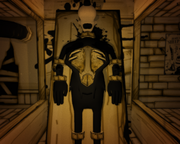bendy and the ink machine wrench