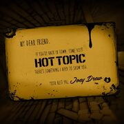 Hot-topic