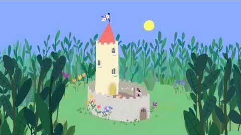Ben & Holly's Little Kingdom - Gaston the Ladybird