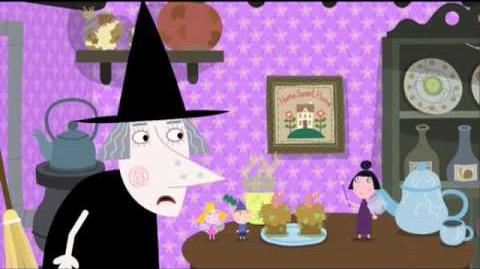 Ben & Holly's little Kingdom - Mrs Witch