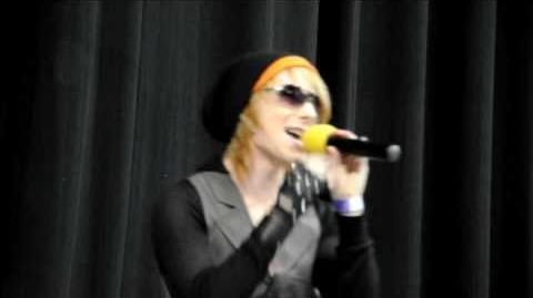 Alpha Dog (Live @ Midland MCM Expo 20-02-10) Bentley Jones