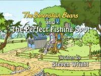 Perfect Fishing Spot