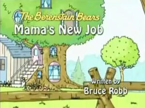 Mama's New Job