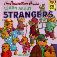 Berenstain bears learn about strangers cover
