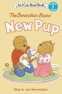 Berenstain bears new pup cover