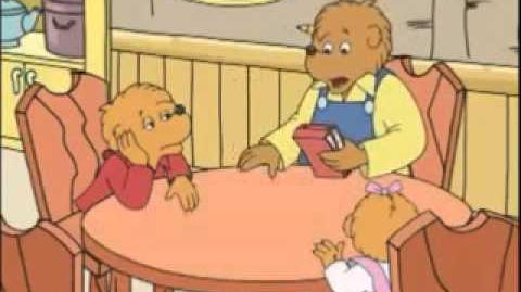The Berenstain Bears mums new job
