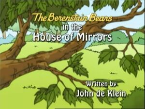 House of Mirrors Title Card