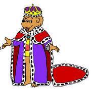 King Papa Bear