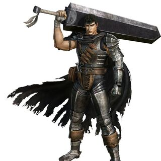 Guts' appearance during the second half of the Conviction arc.