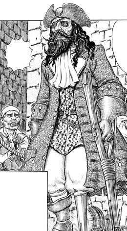 Bonebeard Manga