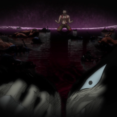 Guts' reaction to the plot to bring about another Eclipse.
