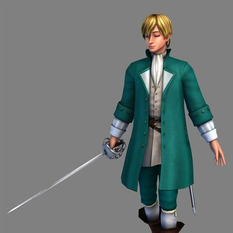 Serpico's character model in <a href=