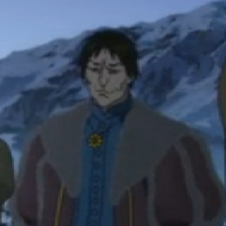 Corkus in winter clothing during <a href=
