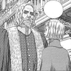 Farnese talks to her <a href=