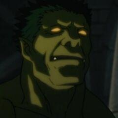 Nosferatu Zodd in his human form.