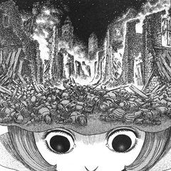 Schierke experiences a vision of a destroyed <a href=