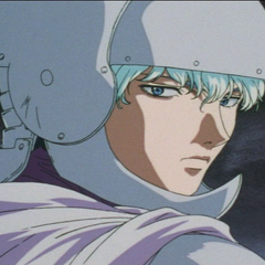Griffith gives an inquisitive look.