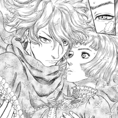 Serpico holds Farnese in his arms.