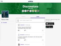 DiscussionsWeb
