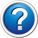 File:Question mark embedded blue 3d.png