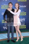 Gus-Kamp,-Charlene-Geisler-The-Good-Dinosaur-Los-Angeles-Premiere---Arrivals