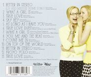 Liv and Maddie Soundtrack (Back)