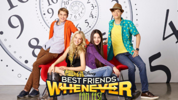 Best Friends Whenever Fan Fest Official Poster