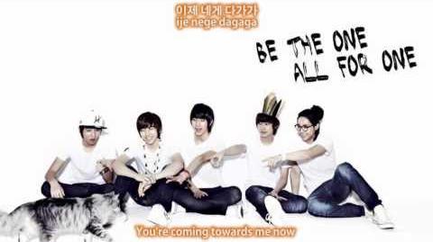 B1A4 (비원에이포) Bling Girl Eng Sub Han Rom