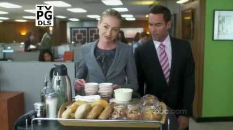 """Better off Ted """"Bagel"""" Trailer (for season two)"""