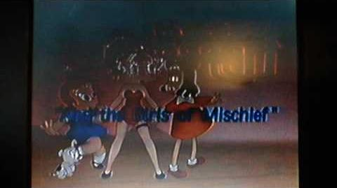 Opening and Closing to Betty Boop and the Girls of Mischief VHS 2002