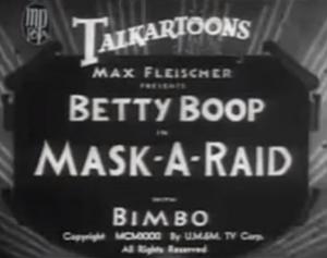 MaskBoop