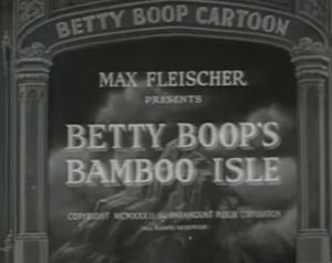 Bambooboopisle