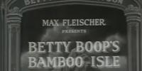 Betty Boop's Bamboo Isle