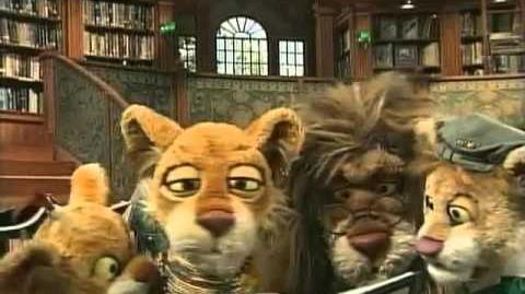 Between The Lions episode 55 Stop That Chicken!