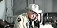Sheriff Vic Crandall