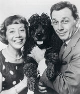 Imogene Coca and King Donovan 1968