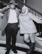 Buddy Ebsen Roy Clark Hillbillies 1968