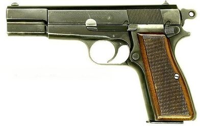 Browning HP West German Police
