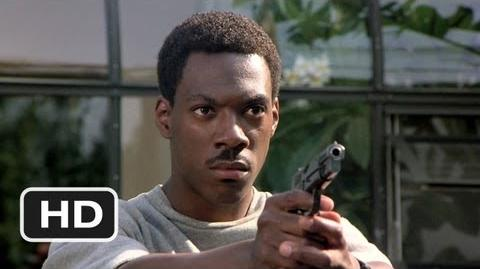 Beverly Hills Cop (9 10) Movie CLIP - Shootout at Maitland's (1984) HD