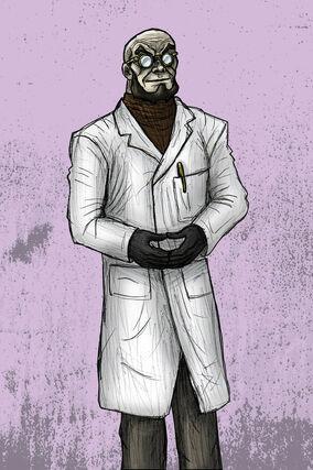 Dr hugo strange the brilliant psycologist by mattfriesen-d5cvt8s