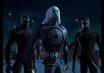 Silver Monkey league of Assassins