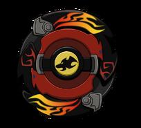 Beyblade Design - Gogyou MS III