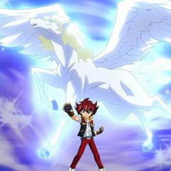 Sho und Pegasus