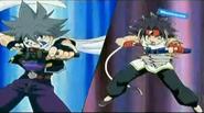 Ray VS Kai G-REVOLUTION