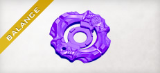 Crystalwheel gladiator