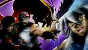 Demure & Bull vs Tsubasa
