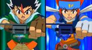 Gingka vs Masamune
