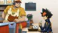 Benkei listening