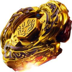 L-Drago in der Gold Armored Edition.
