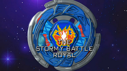 The Stormy Battle Royal